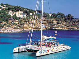 Catamaran Magic - Es Trenc, Majorca