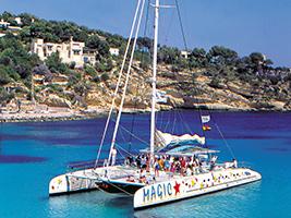 Catamaran Magic - Es Trenc, Majorca