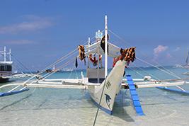 Island Hopping, Boracay Island
