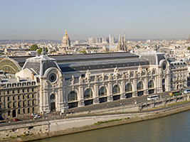 Orsay Museum Visit with Audioguide, Paris
