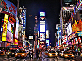 Big Apple In Lights!, New York Area - NY