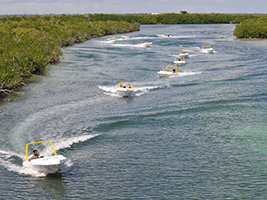 Prestige Jungle Tour, Cancun (and vicinity)