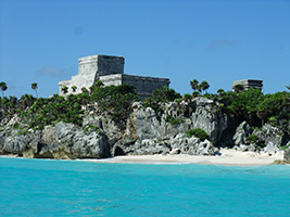 Tulum Tour and Xenses Activities, Cancun (and vicinity)