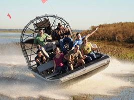 Everglades Safari Tour, Miami Area - FL