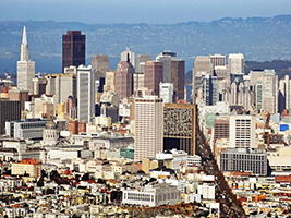 San Francisco Grand City Tour with Added Value, San Francisco Area - CA