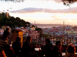 Sunset Fado and Dinner, Lisbon