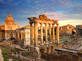 Imperial Rome Walking Tour with Skip the Line and Transfers, Rome