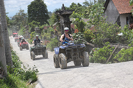 Full Day Excursion by Quad, Bali