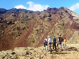 Northeren Landscape - Hiking routes, Lanzarote