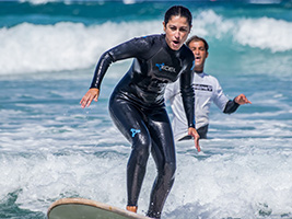 Surf, Stand Up Paddle and Kitesurf School, Lanzarote