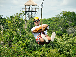 Tour ATV Extrem and Zip Line, Cancun (and vicinity)