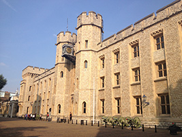 Tower of London and the River Thames for Families, London