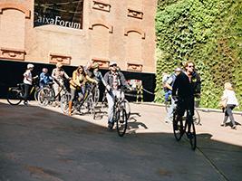 Entrada Bike Tour In Madrid
