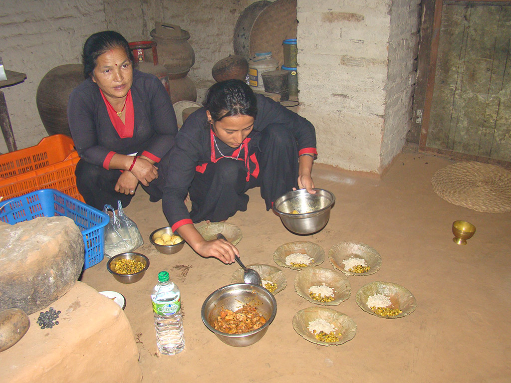 Lunch With A Newari (Nepali) Family At Bhaktapur | Hotels, Cars