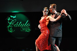 Tango Dinner Show at Catulo with Transport, Buenos Aires