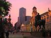 Tour de medio día por la ciudad de Santiago