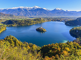 Bled and Bohinj Tour - private, Ljubljana