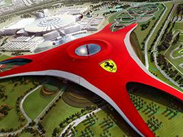 Ferrari Park Bronze Admission with transfer, Dubai