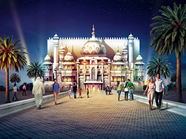Dubai Parks and Resorts - Bollywood Park, Dubai