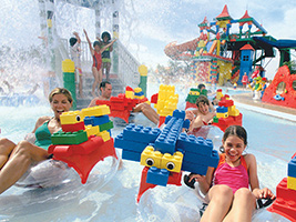 Dubai Parks and Resorts - Legoland Waterpark, Dubai