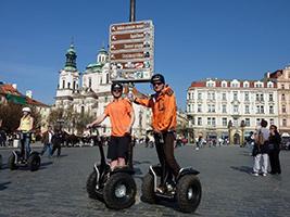 Segway Tour of Prague, Prague