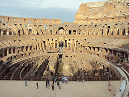 Special Access Colosseum Tour with Gladiator's Entrance and Arena Floor, Rome