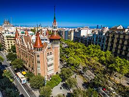 Punxes House, Barcelona