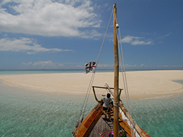 Nakupenda Cruise, Zanzibar