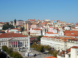 Classic Lisbon Tour with Panoramic View - Private, Lisbon