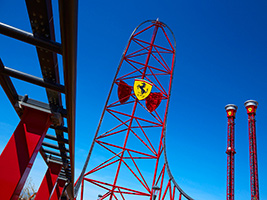 Ticket Paquete Combinado: Ferrari Land Y Portaventura Park