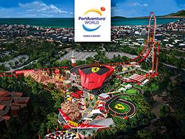 Paquete combinado: Ferrari Land y PortAventura Park - Hoteles en [Tarragona y cercanías - zona]