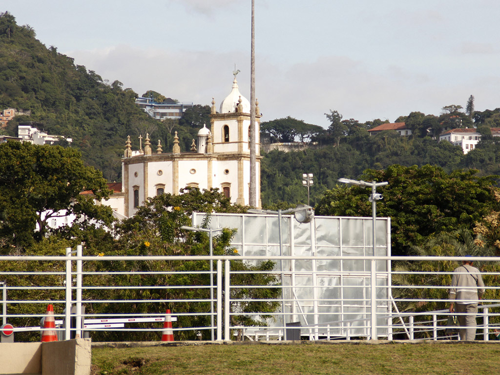 Rio by the Sea: Guanabara Bay Cruise and Christ Redeemer by Train - with Lunch