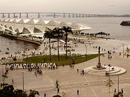 Historic Rio Walking Tour, Rio de Janeiro