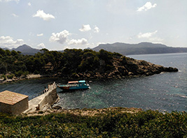 Entrada Excursión A La Isla Dragonera En Lancha Rápida