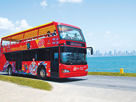 City Sightseeing - Panama City - Hop on - Hop Off, Panama City
