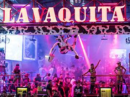 La Vaquita Night Club, Cancun (and vicinity)