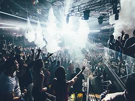 The City Nightclub, Cancun (and vicinity)