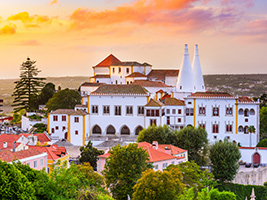 Estoril Coast and Sintra Tour from Lisbon, Lisbon