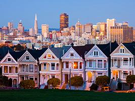 San Francisco City Tour & Bay Cruise, San Francisco Area - CA