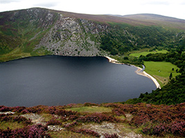 Wicklow Mountains and Glendalough Tour, Dublin