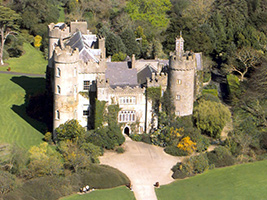 Malahide Castle and Northern Coastal Tour, Dublin