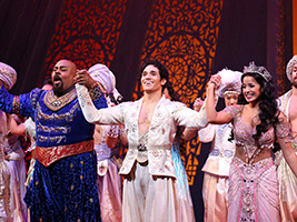 Aladdin, New York Area - NY