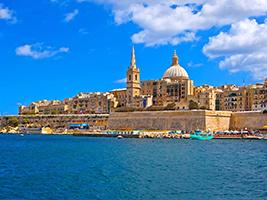 Valletta Malta's Capital City Tour, Malta