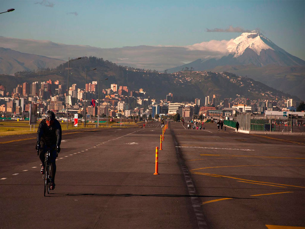 Quito Biking Tour