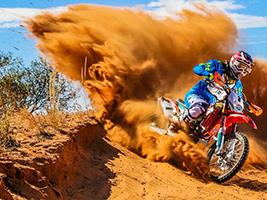 KTM Desert Bike Adventure with Transfer, Dubai