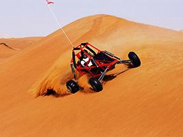 Self Drive Dune Safari by Buggy, Dubai