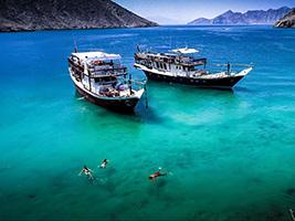 Mussandam Cruise Dibba - Full Day Tour, Dubai