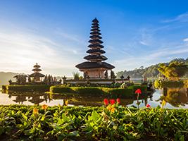 Full Day Royal Lake And Sea Temple, Bali