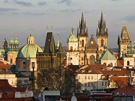 Prague Castle Tour, Prague
