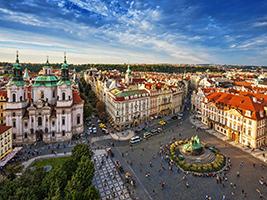 Praga Tour by Sightseeing Bus, Prague